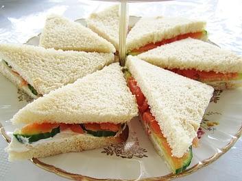 Tea Party Sandwiches
