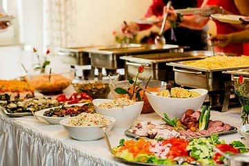 Carvery Buffet Catering for Perth